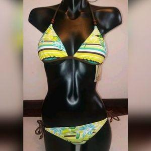Small O'neill 2 piece bikini swimsuit Sz S